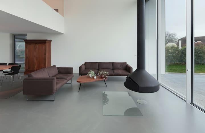 Design Betonvloer Prijs : Gepolierde betonvloeren voordelen nadelen prijs per m advies