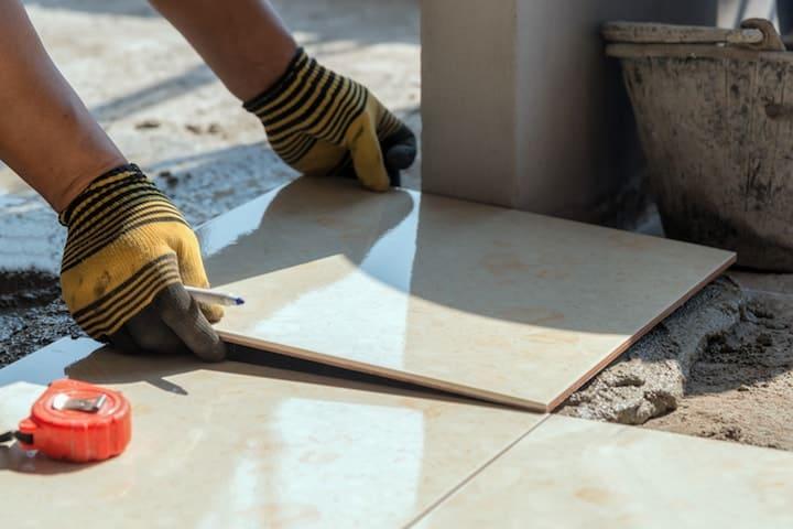 Keramische Tegels Schoonmaken : Keramische terrastegels voordelen prijs advies