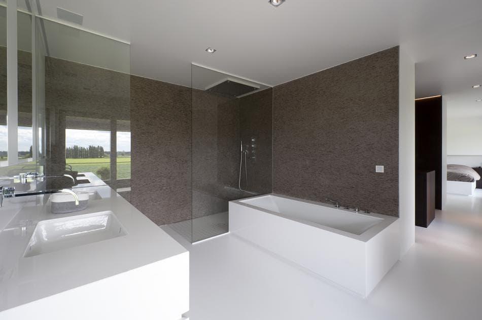 Badkamer Muur Bouwen : Kleine badkamer inrichten: tips voorbeelden fotos ter inspiratie