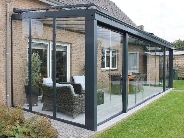 Standaard veranda