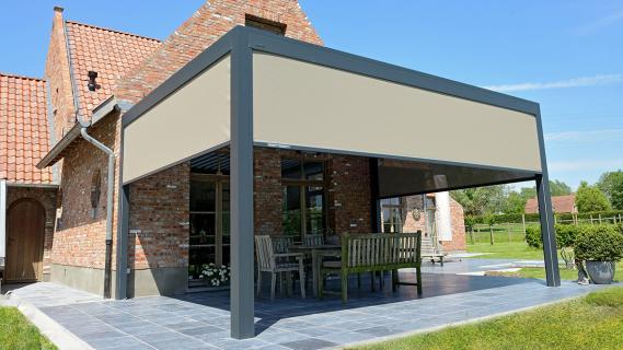 Aluminium terrasoverkapping mogelijkheden voordelen nadelen prijs