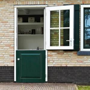 Duo-deur (boerendeur) meerpuntssluitingen