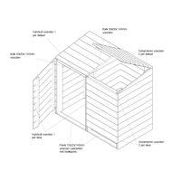 bouwtekening kliko ombouw