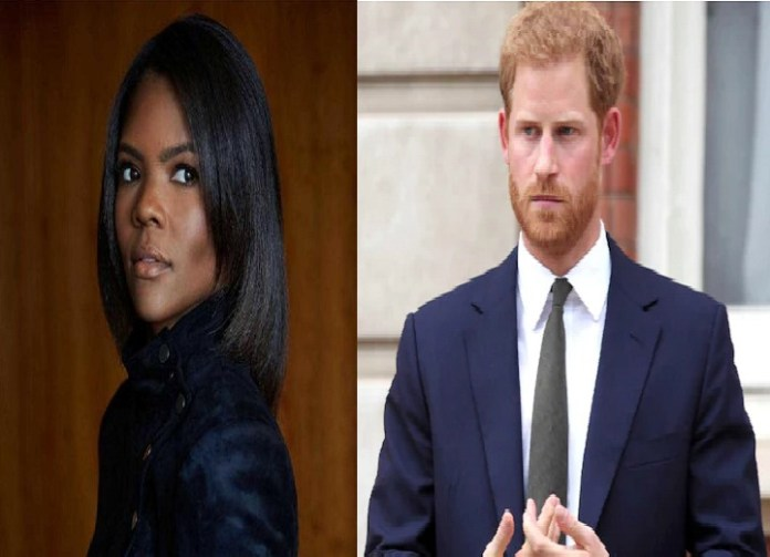 Candace Owens slams Meghan Markle for 'grooming' Prince Harry