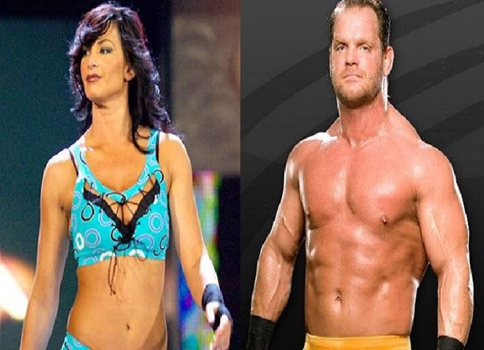Chris Benoint and Victoria WWE Star