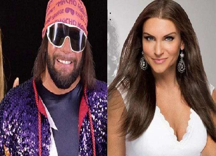 Randy Savage, Stephanie McMahon