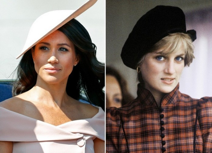 Princess Diana's Friend Compares Meghan Markle's Claim That She Didn't Receive Royal Training to What Diana Got