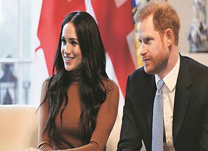 Meghan Markle Will Not Join Prince Harry on UK Trip to See Royal Family