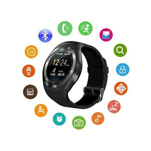Y1 smart watch black update 3
