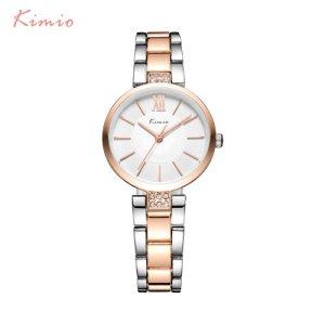 KIMIO Watch Bovic Enterprises KW6133M-SRG01 Gold