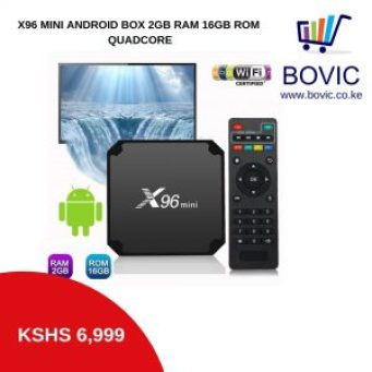 X96 ANDROID BOX 2GB 16GB QUADCORE ANDROID BOX