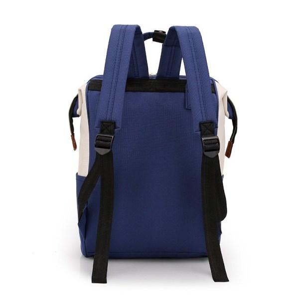 Mum Diaper Bag Red and Blue