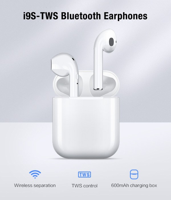 i9 Bluetooth Earphone