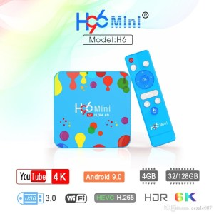 H96 MINI 4GB Android Box 3