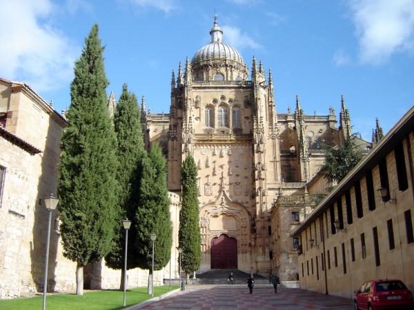 Salamanca Spanish Impressions