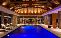 Indoor Pool and Great Room Addition in Potomac, MD