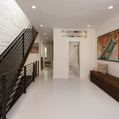 Build Kitchen Island Trailers Industrial Chic Row Home Renovation In Dupont Circle, Dc ...