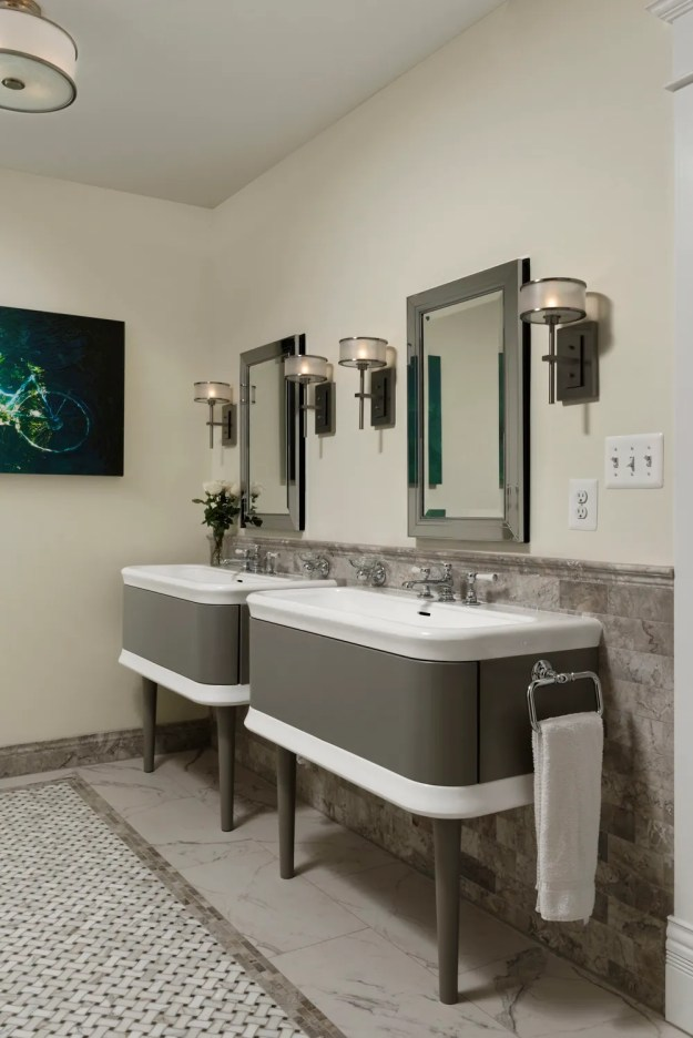 master baths & bathrooms photos gallery | bowa | design build