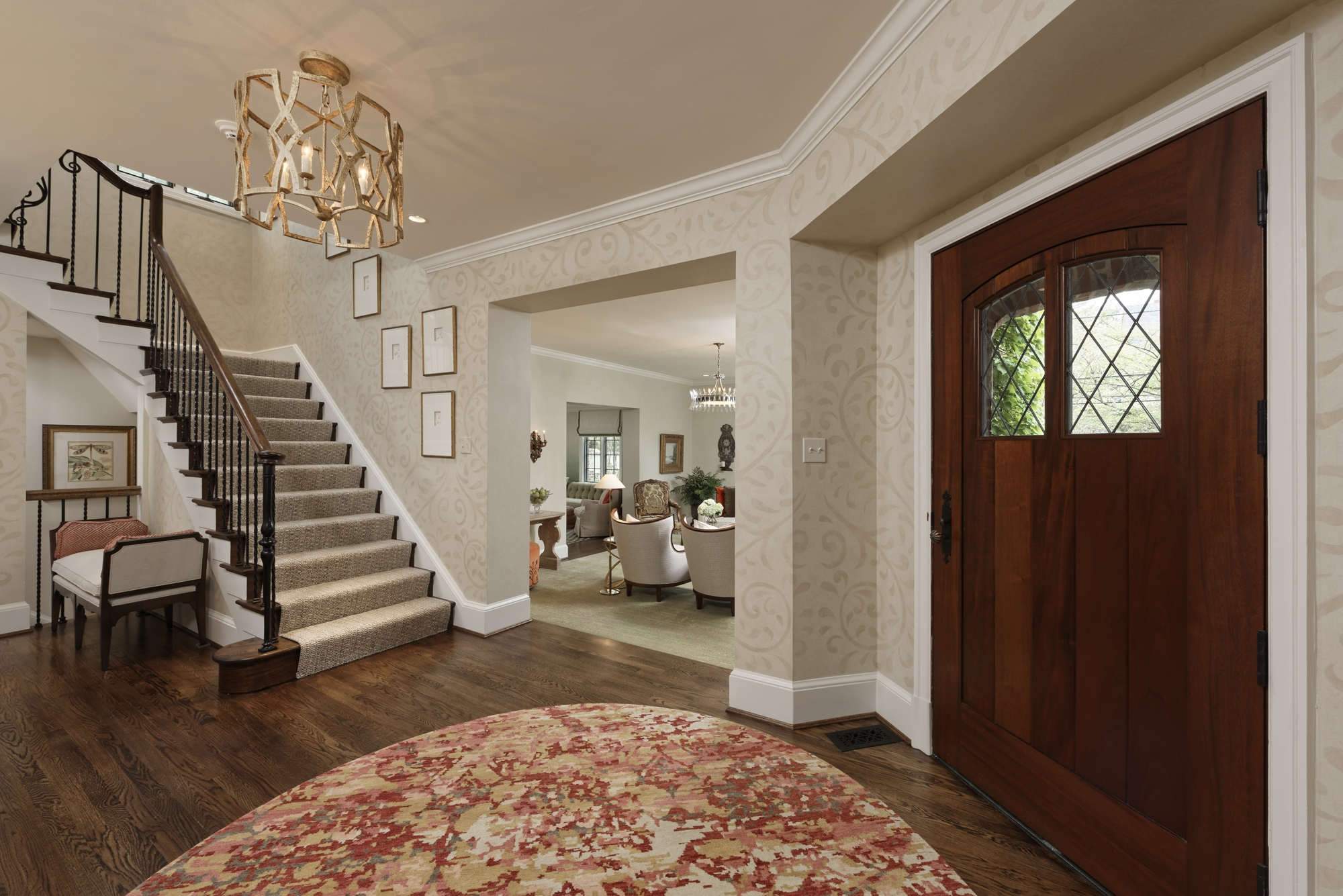 Family Foyers Entryways Stairs Photo Gallery Bowa Design | Stairs In Home Design | Wall | Luxury | Creative | Home Out | Ultra Modern