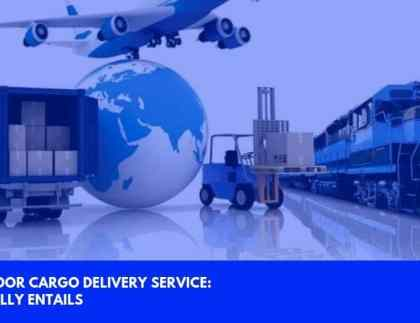 Door-to-Door Cargo Delivery Service