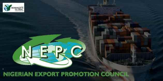 Functions of the Nigeria Export Promotion Council