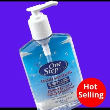 COVID-19: Import Hand Sanitizer