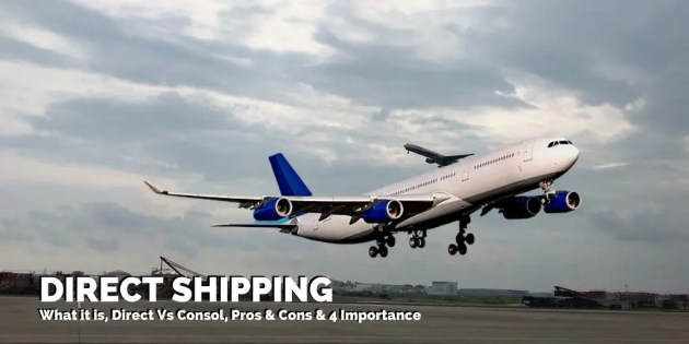 Benefits of Direct Shipping