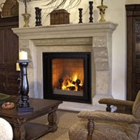 Bowden's Fireside Wood Burning Fireplaces - Bowden's Fireside