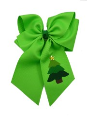christmas tree bow - bowdidly