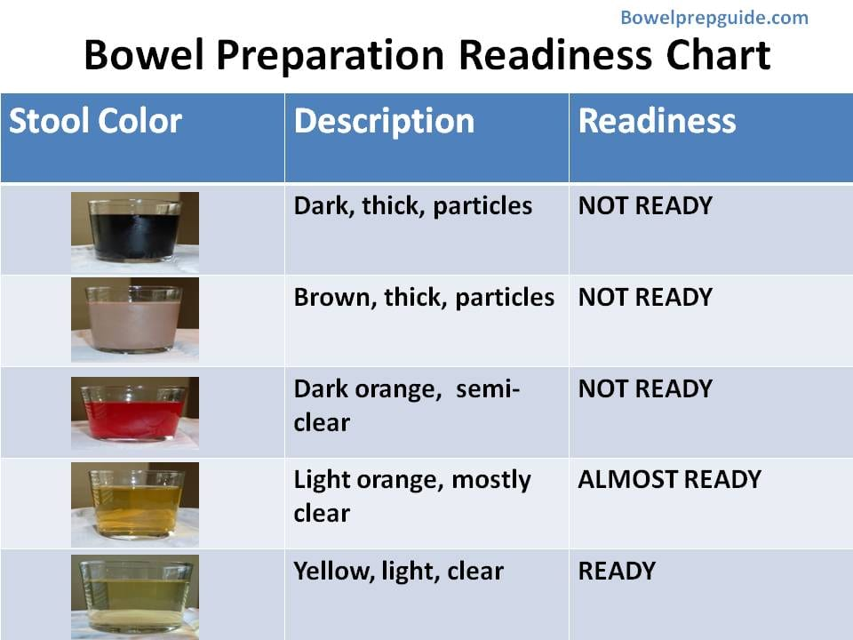 Bowel Preparation Readiness Chart 2 JPEG