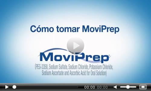 [Video in Spanish] MoviPrep for Colonoscopy