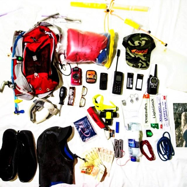 Long distance equipment