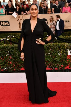 Mandatory Credit: Photo by Rob Latour/REX/Shutterstock (8137126dn) Tracee Ellis Ross The 23rd Annual Screen Actors Guild Awards, Arrivals, Los Angeles, USA - 29 Jan 2017