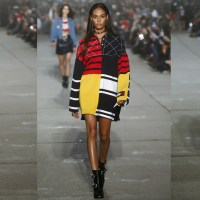 NYFW17 : Tommy x Gigi: Spring 2017 Collection