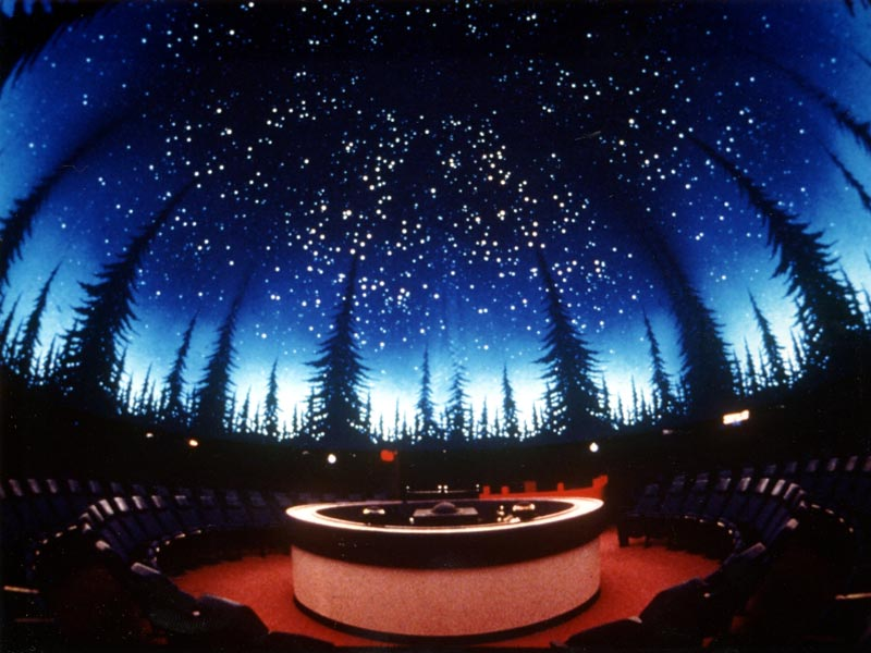Systems  Immersive Theaters  Planetariums