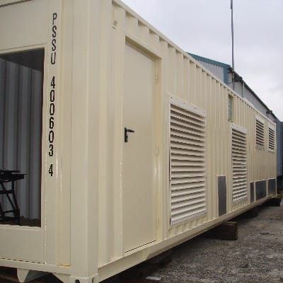 Containerised Substations