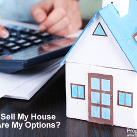 I Can't Sell My House What Are My Options (If I live In The UK)?