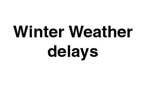 All county schools, Bellevue open at 10 a.m.