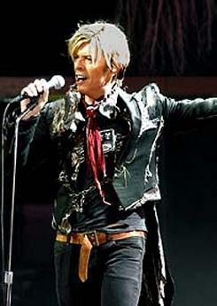 David Bowie 2004 : david, bowie, David, Bowie, January