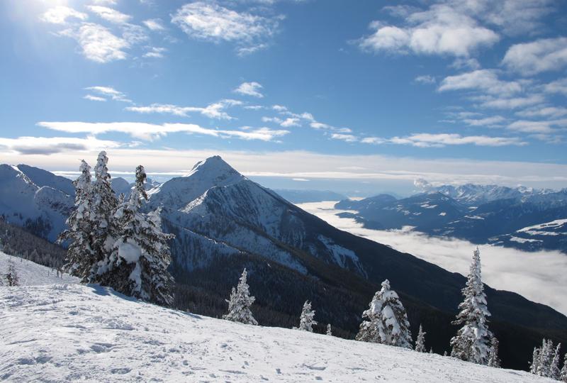 Revelstoke Mountain Resort-British Columbia