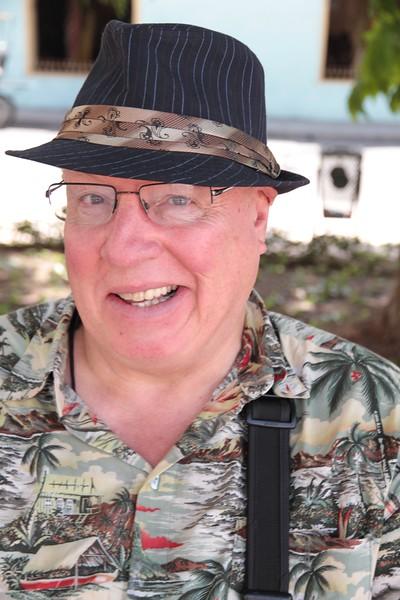 Alan in Cienfuegos