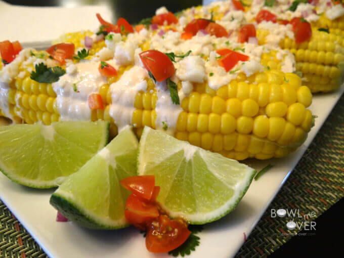 Mexican Sweet Corn