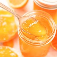 Orange Jelly; Sunshine in a Jar!