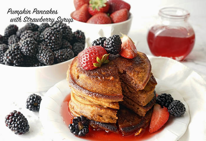 Top with your favorite berries for a naturally sweet treat!