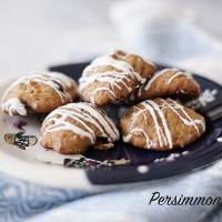 BEST Persimmon Cookie Recipe