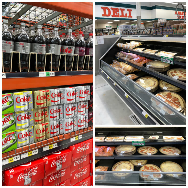 Grab your Coca-Cola Products and Deli Pizza for WinCo Pizza Night #WinCoPizzaNight #BowlMeOver #VegetarianPizza