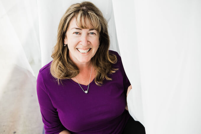 About Me - Photo of Debra Clark