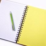 会議の記録を手書きする方法。練習と実践あるのみ。