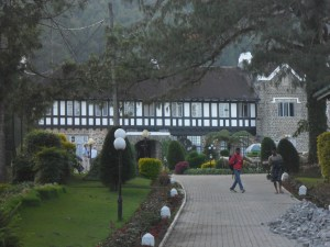 Grand Hotel, Nuwara Eliya.