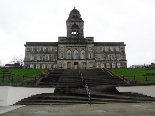 Wallasey Town Hall.